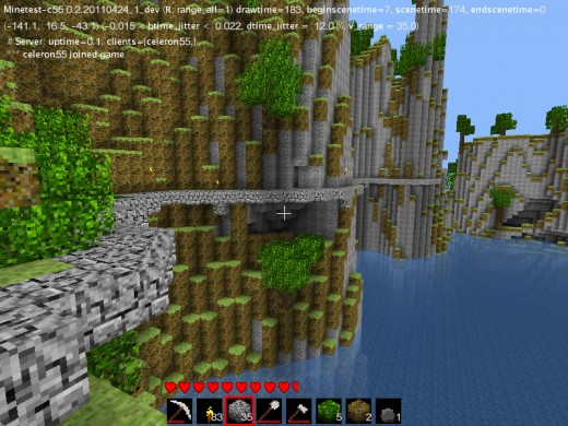 play games similar to minecraft