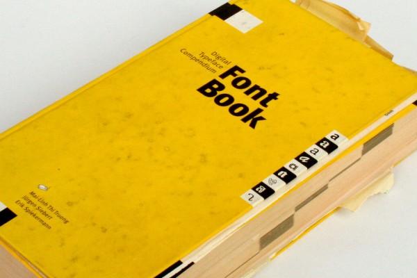 Graal Font Book